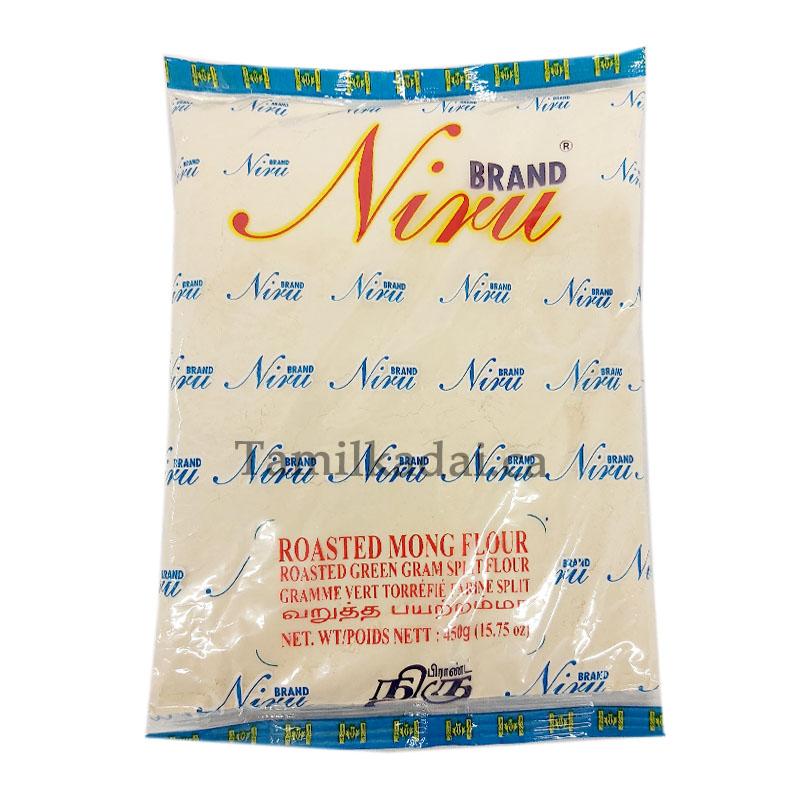 Roasted Mong Flour (450g)- வறுத்த பயற்றமா