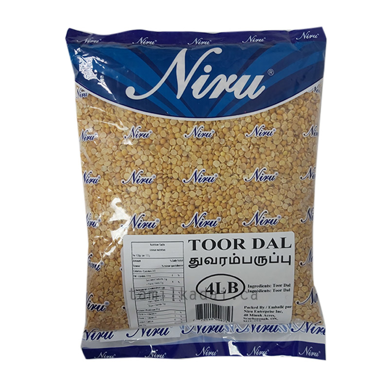 Toor Dhall - 4Lb