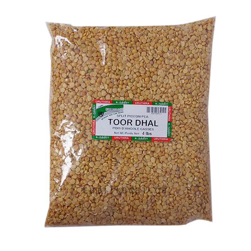 Toor Dhall - 4lb-Uruthira
