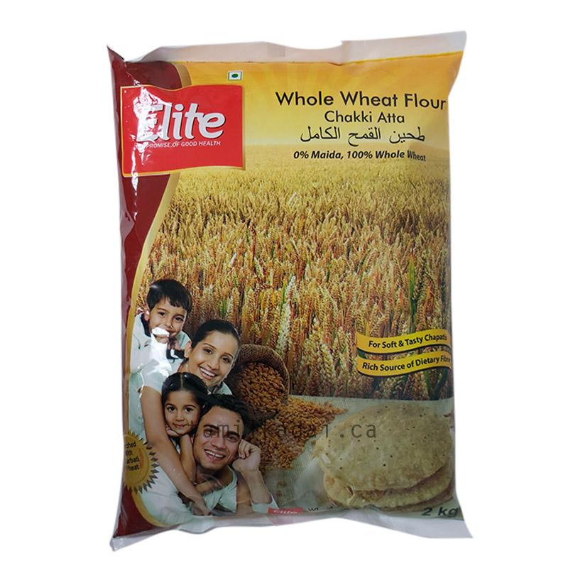 Whole Wheat Flour-2Kg-Elite